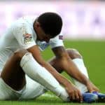 Rashford joins England's growing injury list