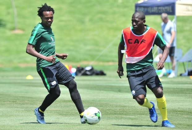 Five players who could fire Bafana to Afcon
