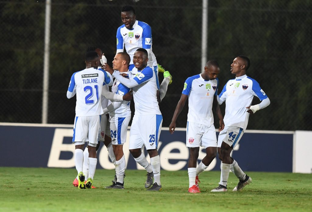 Chippa stun Wits to reach Nedbank Cup semis