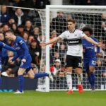Jorginho fires Chelsea past Fulham