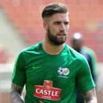 Lars Veldwijk of South Africa