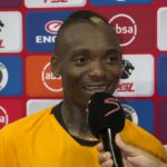 Billiat: This is not where we want to be