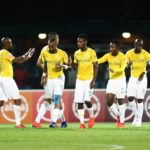 Sundowns edge Maritzburg to go top
