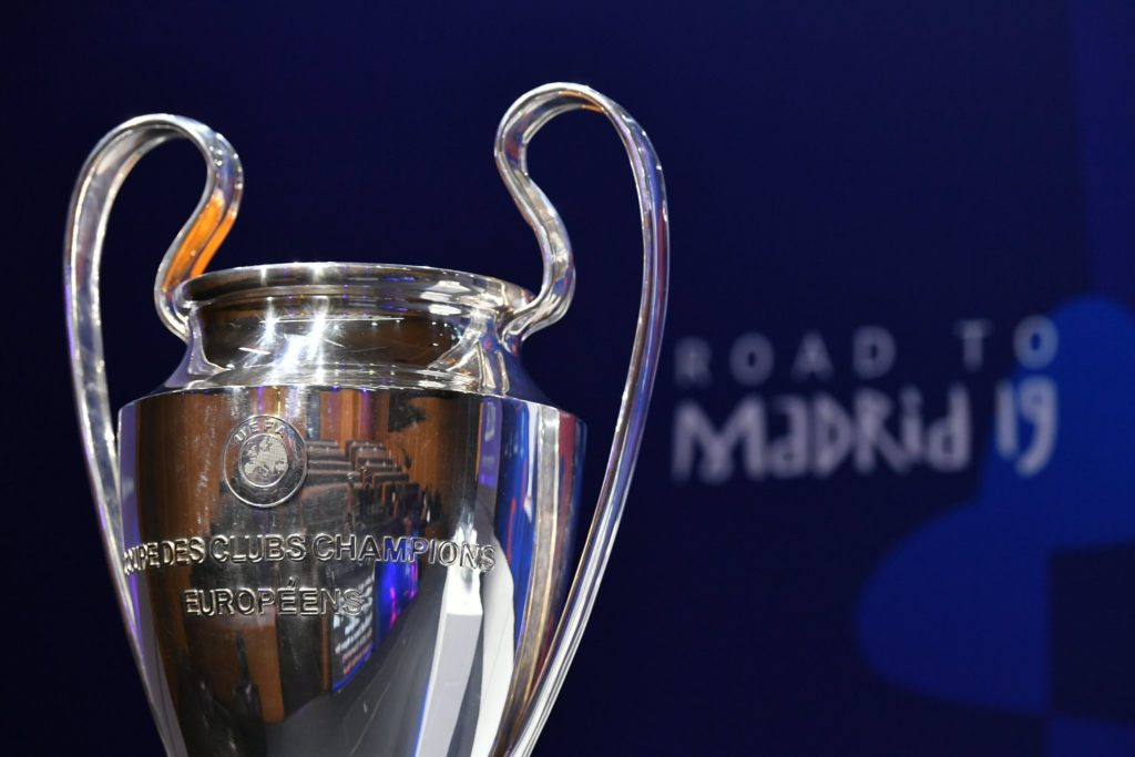 UCL draw: Man Utd to face Barcelona, Man City play Spurs