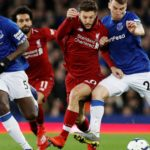 Everton hold Liverpool to goalless draw