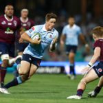 Waratahs wing Alex Newsome