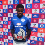 Mokoena wins PSL GOTM for January