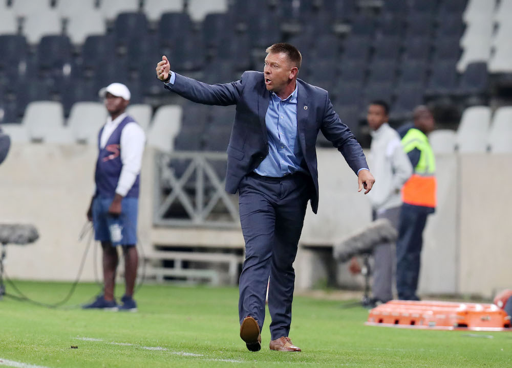 Tinkler: Sundowns were very clinical in attack