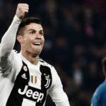 Cristiano Ronaldo of Juventus