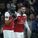 Pierre Emerick-Aubameyang of Arsenal