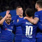Chelsea survive Slavia scare to book semis spot