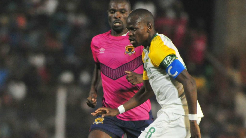 Sundowns join Pirates at the top