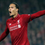 Van Dijk training boost for Liverpool