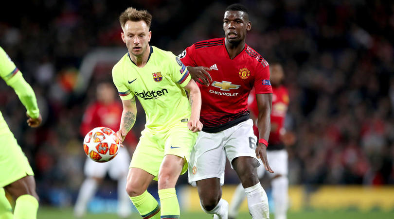 Pogba believes Barcelona are beatable