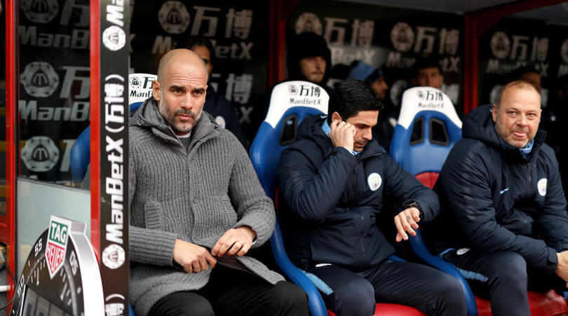 Guardiola: City cannot afford any slip-ups