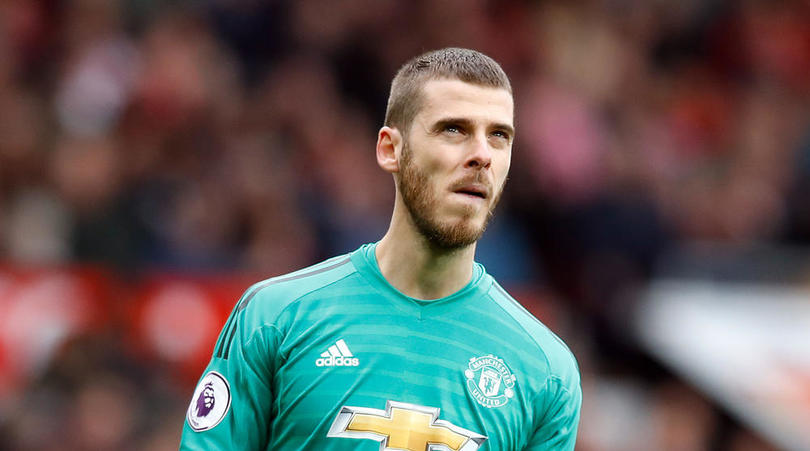 Where did it all go wrong for De Gea?