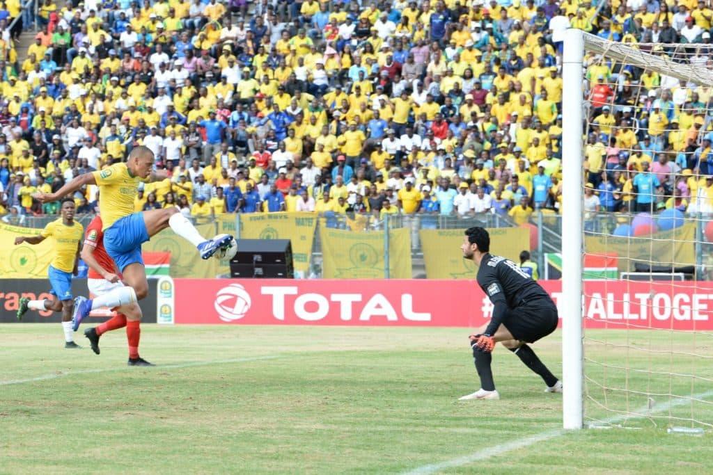 Sundowns humiliate Al Ahly in CCL first leg