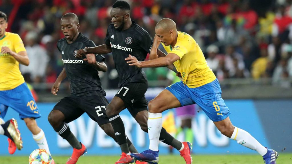 Pirates up to second after Sundowns stalemate