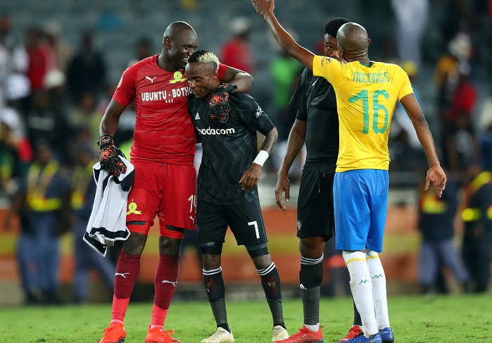 Orlando Pirates vs Mamelodi Sundowns
