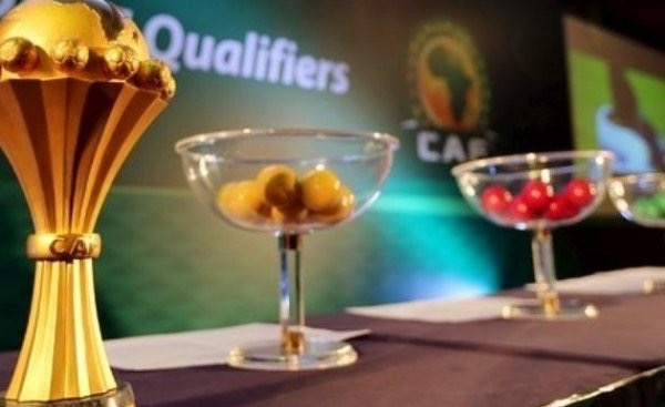 Bafana handed tough group for Afcon 2019