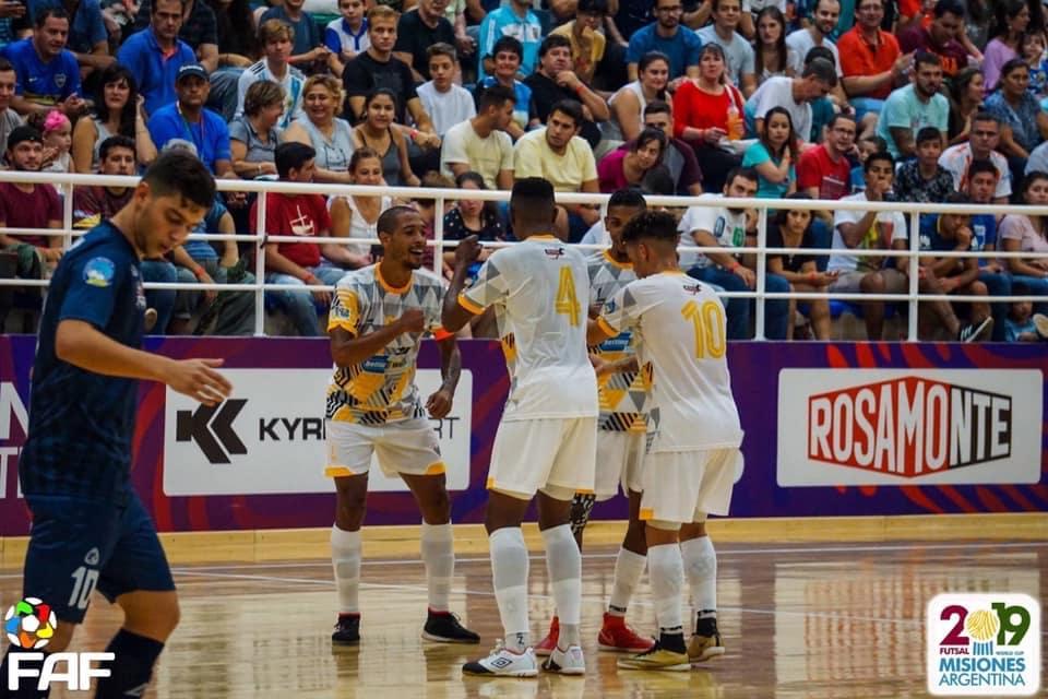 SA makes history at AMF Futsal WC