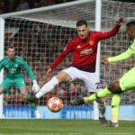 Barca edge United in first leg