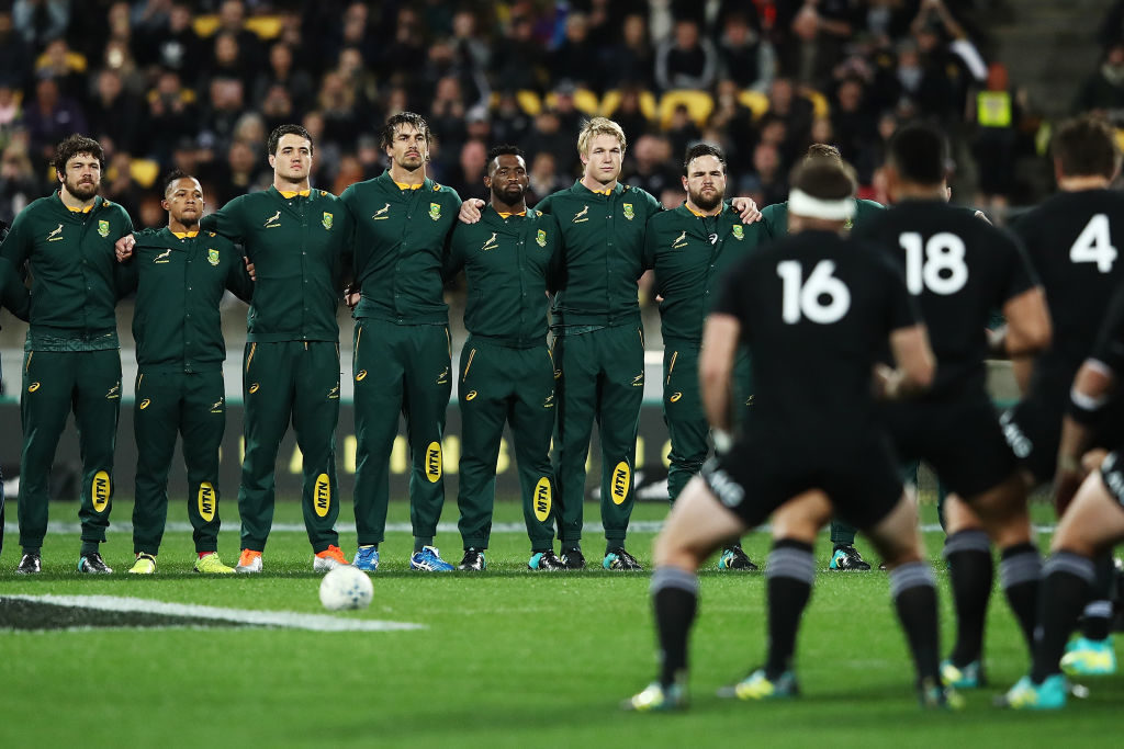 Rugby Championship – Springbok