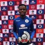 Mokoena wins PSL GOTM for February