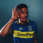 Cape Town City new signing Keith Groeneveld