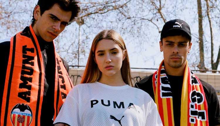 Puma Football partners with Valencia