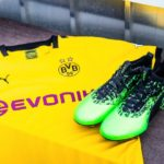 BVB unveil new Puma home kit