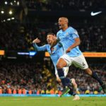 Kompany wonderstrike puts City back on top