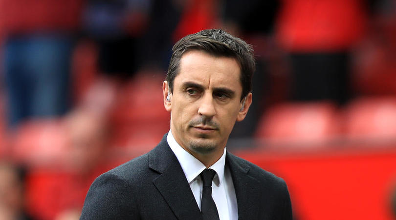 Manchester United great Gary Neville
