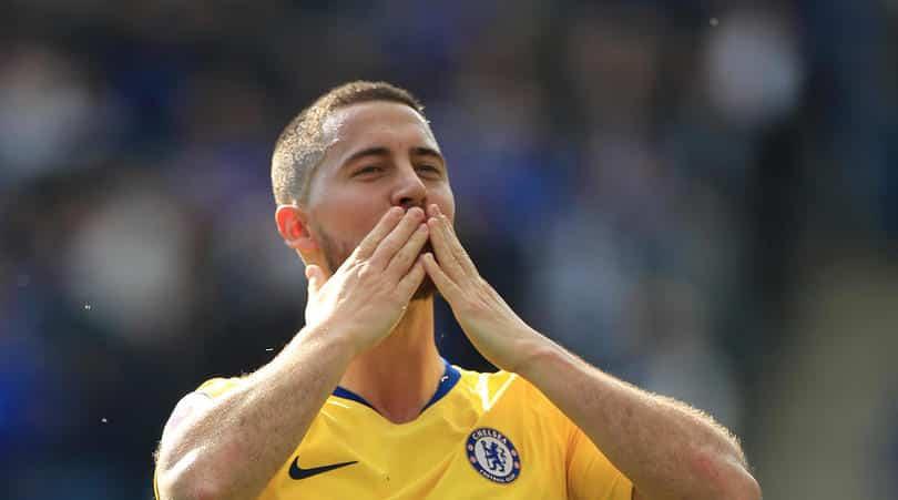 Hazard eyes Europa League glory
