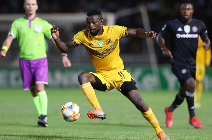 Mwape Musonda of Black Leopards
