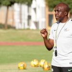 David Notoane, coach of South Africa u23