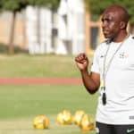 David Notoane, coach of South Africa u23