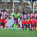 Maritzburg United players celebrating