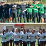 Bafana Bafana and Banyana Banyana