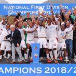 Stellenbosch clinch promotion to PSL