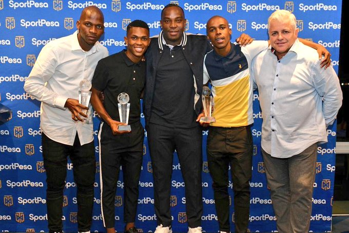 Mkhize named as CT City's best player
