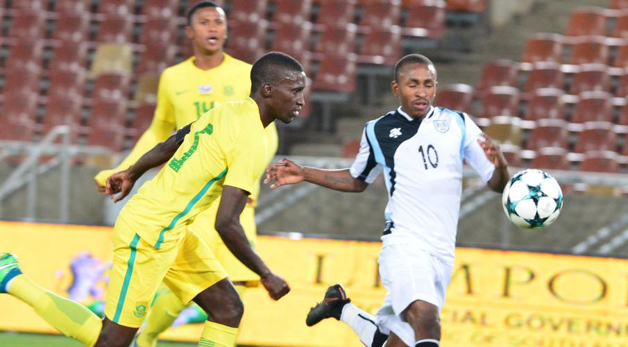 Bafana to face Botswana in Cosafa Cup quarters