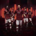 Puma unveils new AC Milan home kit