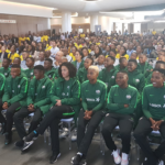 Banyana Banyana FIFA Women's World Cup send off