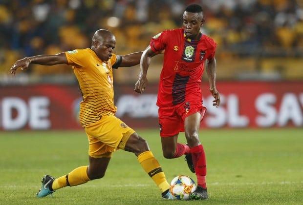 Ndlovu: I had to prove myself against Chiefs