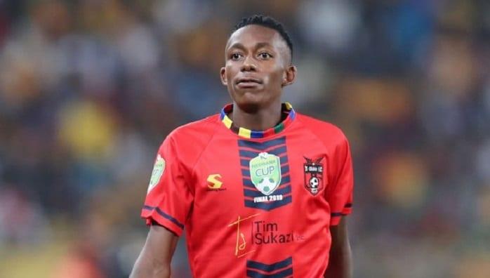 Thembinkosi Mbamba