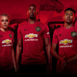 United to wear historic Treble triumph on sleeve with new kit