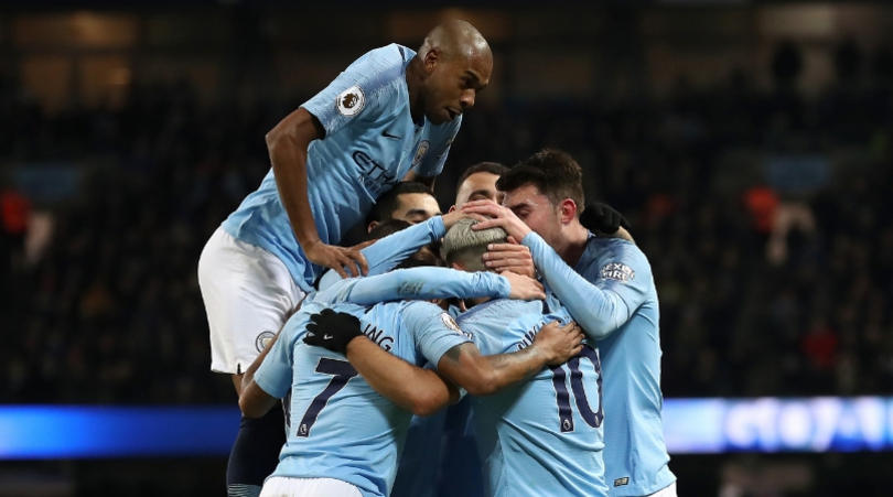 Details of Man City's bumper domestic treble bonuses revealed