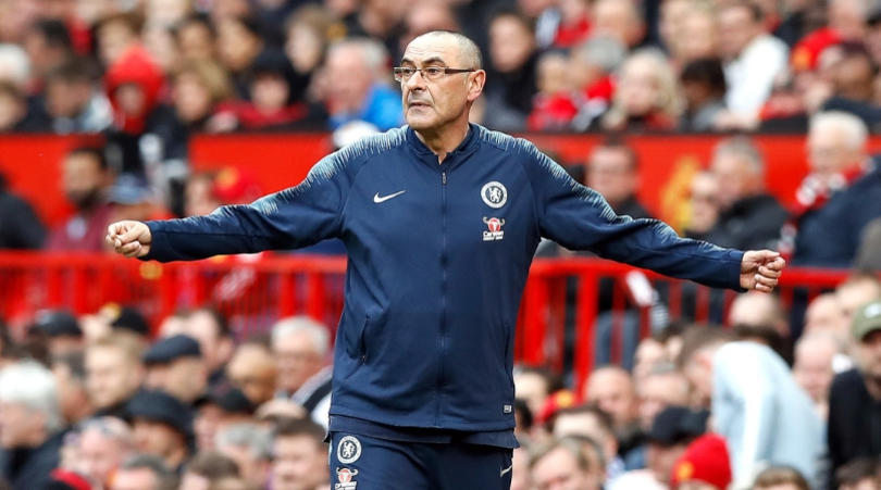 Juventus confirm appointment of Sarri