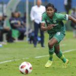 AmaZulu star midfielder Siyethemba Sithebe